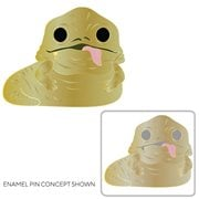Star Wars Jabba the Hutt Large Enamel Pop! Pin