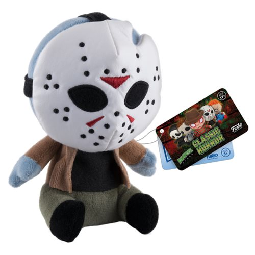 Friday the 13th Jason Voorhees Mopeez Plush
