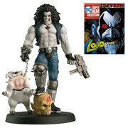 DC Superhero Lobo Best Of Figure Special with Collector Magazine #7