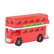 London Bus Nanoblock Constructible Figure
