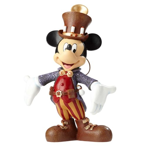 Disney Showcase Mickey Mouse Steampunk Statue