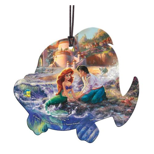 Disney The Little Mermaid Hanging Acrylic Print
