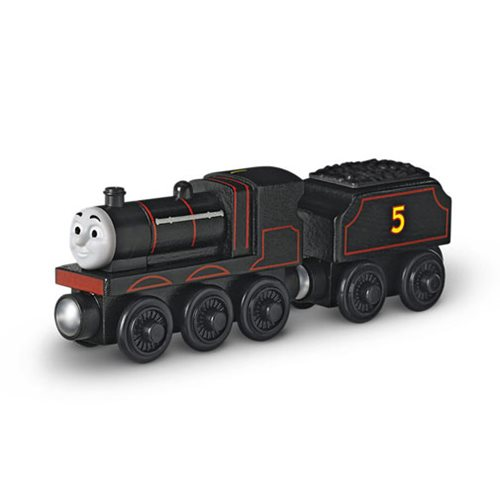 Thomas & Friends Wooden Railway Introducing James Engine Vehicle