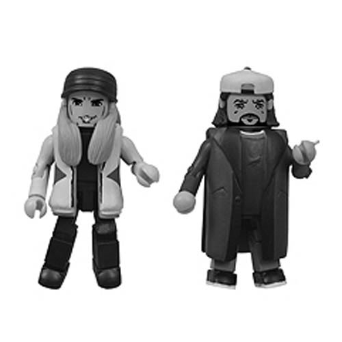 Jay and Silent Bob Minimate 2-Pack - San Diego Comic-Con 2013 Exclusive
