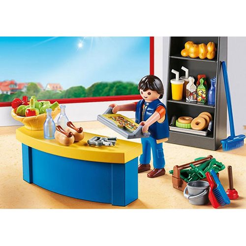 Playmobil 9457 School Janitor