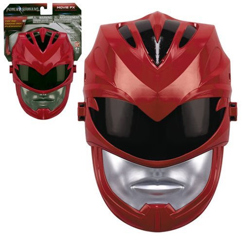 Power Rangers Movie Ranger Sound Effects Mask Case