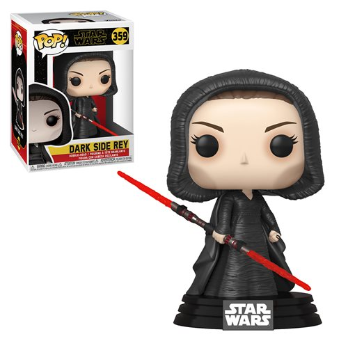 Star Wars: The Rise of Skywalker Dark Rey Pop! Vinyl Figure