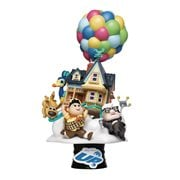 Disney Up D-Stage DS-100 UP 6-Inch Statue