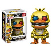 Five Nights at Freddy's Nightmare Chica Pop! Vinyl Figure