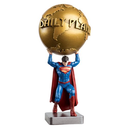 DC Superhero Superman Special Best of Figure with Collector Magazine