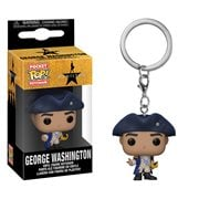 Hamilton George Washington Pocket Pop! Key Chain
