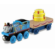 Thomas the Tank Engine Special Happy Birthday Vehicle 2-Pack