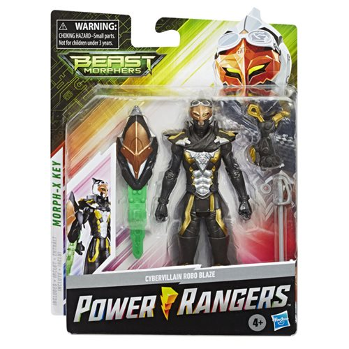 Power Rangers Basic 6-Inch Action Figures Wave 4 Case