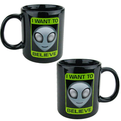 Alien Believe 11 oz. Mug