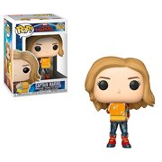 Captain Marvel Holding Lunchbox Pop! Vinyl Figure