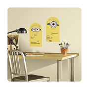 Despicable Me Minion Dry Erase Peel and Stick Wall Decals