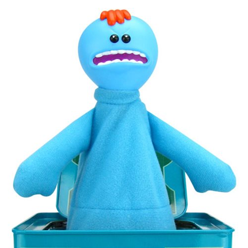 Rick and Morty Mr. Meeseeks Angry Jack-in-the-Box - Convention Exclusive