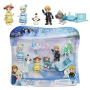 Frozen Little Kingdom Toddler Collection Dolls