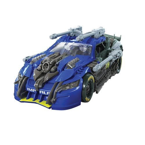 Transformers Studio Series Deluxe Class Topspin