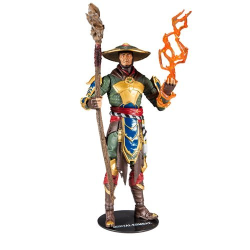 Mortal Kombat 11 Series 2 Raiden 7-Inch Action Figure