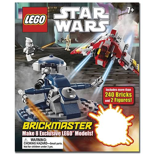 LEGO Brickmaster Star Wars Book and Toy Set