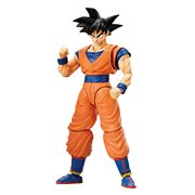 Dragon Ball Z Son Goku Figure-Rise Standard Model Kit - New PKG Version