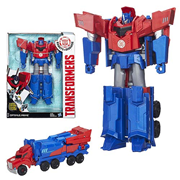 Transformers Robots in Disguise Optimus Prime, Not Mint