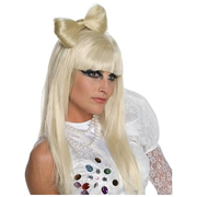 Lady Gaga Hair Bow Clip Accessory