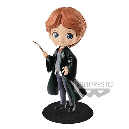 Harry Potter Ron Weasley Pearl Version Q Posket Statue