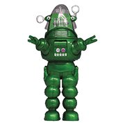 Forbidden Planet Robby the Robot Green Soft Vinyl Figure - Previews Exclusive