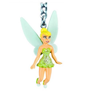 Peter Pan Tinker Bell 3-D Figural Key Chain