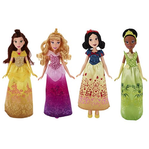 Disney Princess Classic Fashion Dolls Wave 1 Case