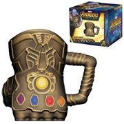 Avengers: Infinity War Gauntlet 20 oz. Sculpted Ceramic Mug