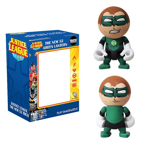 Green Lantern New 52 Trexi Mini-Figure