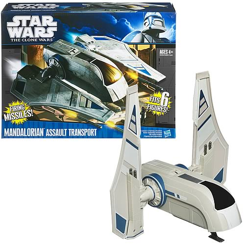 Star Wars Clone Wars Mandalorian Assault Transport Vehicle