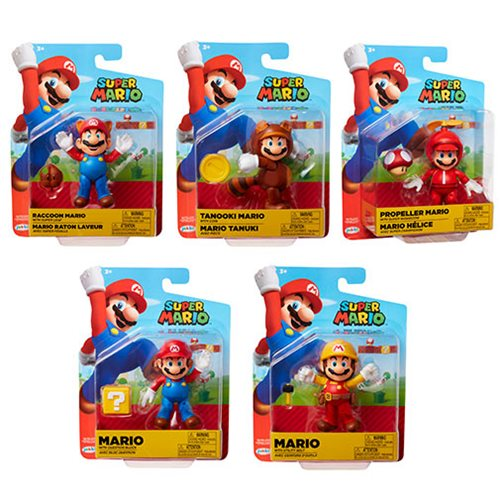 World of Nintendo 4-Inch Action Figure Wave 16 Case