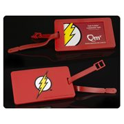 Flash Q-Tag Luggage Tag