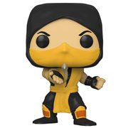 Mortal Kombat Scorpion Pop! Vinyl Figure