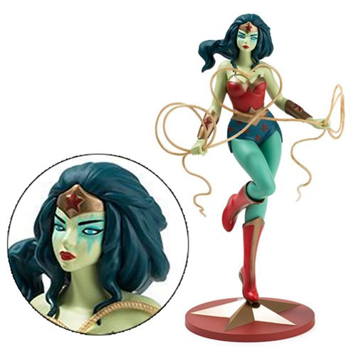 DC Wonder Woman by Tara McPherson Medium Vinyl Figure