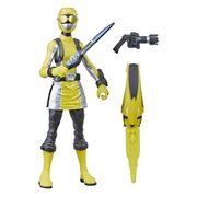 Power Rangers Beast Morphers Yellow Ranger 6-Inch Action Figure