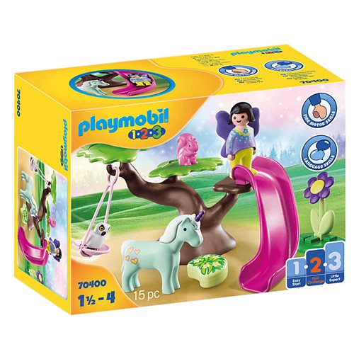 Playmobil 1.2.3 70400 Fairy Playground