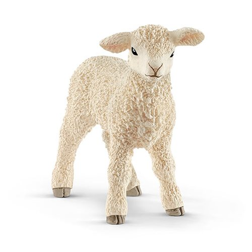 Farm World Lamb Collectible Figure