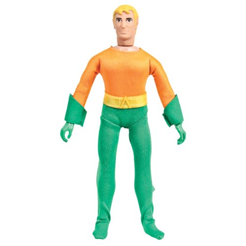 Justice League 8-Inch Retro Series 1 Aquaman Action Figure