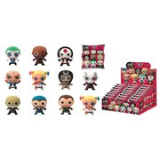 Suicide Squad 3-D Figural Key Chain Display Box