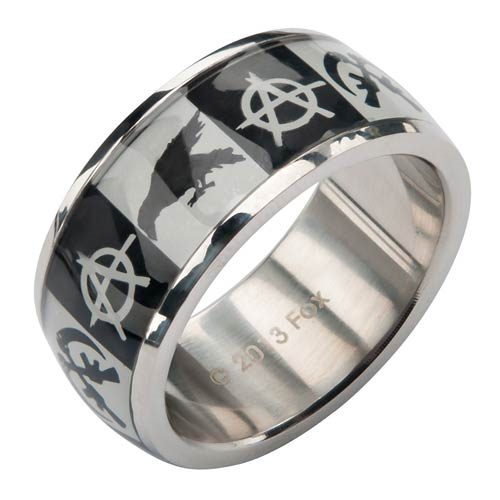 Sons of Anarchy Logo Ring