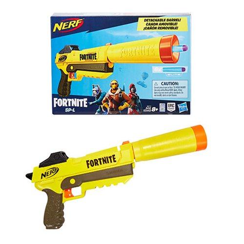 fortnite sp l nerf blaster with 6 darts - new nerf guns fortnite