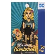 DC Bombshells Black Canary Pin