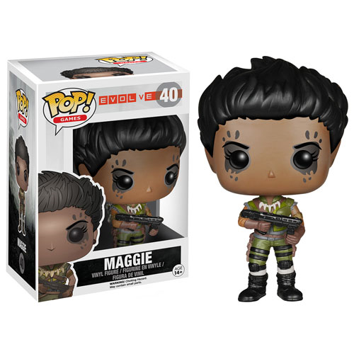 Evolve Maggie Pop! Vinyl Figure