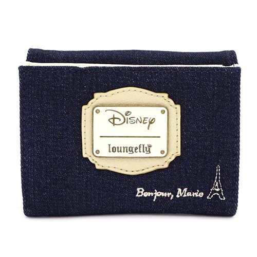 The Aristocats Marie Denim Wallet