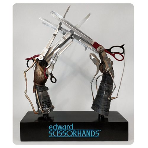 Edward Scissorhands Scissorhands Prop Replica